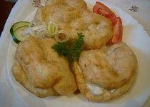 Maďarské langoše Chicken, Food, Basket, Meal, Essen, Hoods, Meals, Eten, Cubs