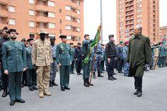 """El Director General de la Guardia Civil clausura el """"IV Curso de Operaciones en Situaciones de Alto Riesgo y Crisis"""""""