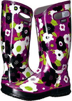 Spring Flowers Rain Boot Bogs GOamc