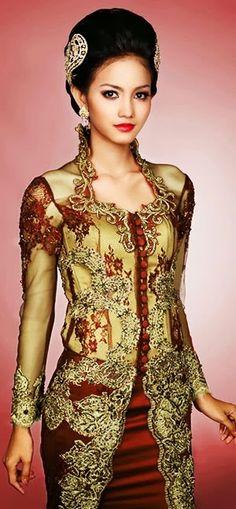 Foto Model Baju Kebaya 2015