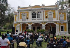 Concierto del Ensamble de Cuatro y Flautas de la Orquesta Juvenil de Puerto Cabello en el museo de Villa Vicencio- Puereto Cabello-Venezuela