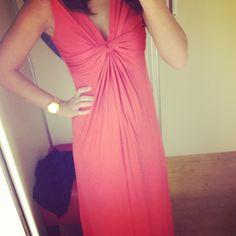 Maxi dress from TJ Maxx