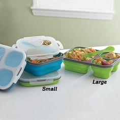 FreshFinds.com: Kitchen | Storage & Organization | Eco Lunch Box