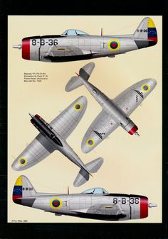 Aéro Journal  N°31 - Republic TF-47D