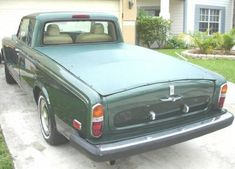 Rolls-Royce Silver Shadow Pick-up
