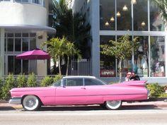 Taken on Collins Avenue Miami Beach