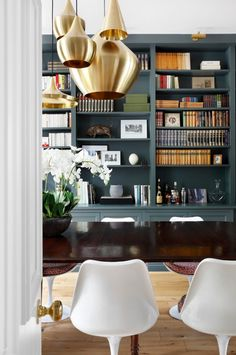 A more subdued home in London - desire to inspire - desiretoinspire.net -Turner Pocock - Tom DIxon