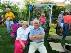 Norm and Doreen Squires