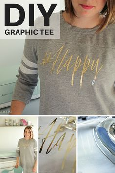 How To Design A Shirt At Home | How To Design Trendy T Shirts With Cricut