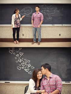This would be super cute engagement photos for teachers or a couple that is in school and met there. 2014-01-08-Chalkboard_GabrielRyanPhotographers.jpg