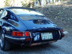 Albert Blue 1970 Porsche 911T Coupe | Bring a Trailer