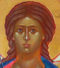 Detail vom Hlg. Erzengel Michael