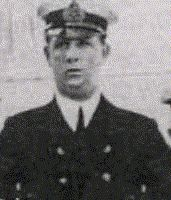Joseph Boxhall was 4th Officer on the Titanic and attained a command with the Royal Navy but was never made captain while in the merchant service. He later served as a naval officer in World War I.  He left the sea in 1940.