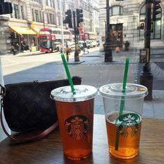 London  Here too #yoymistarbucks by maicarake