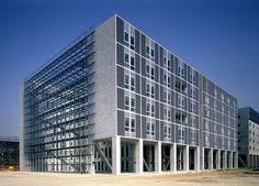 University of Tokyo, Kashiwa Campus, General Research and Experiment Building | Chiba, Japan | Sakakura Associates