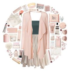 """""""Pantheogyny / On Solitary Fields"""" by wowsocks ❤ liked on Polyvore featuring Topshop, Chicwish, Vero Moda, Herbivore, The Body Shop, Givenchy, Narciso Rodriguez, L'Occitane, Henri Bendel and Sisley"""