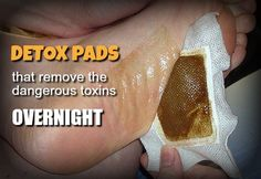 This simple trick can help you remove the toxins from your body. Learn how!