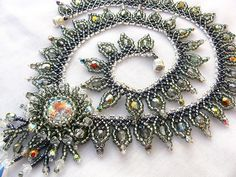 Glitz 'N Kitz - Beaded Jewelry, Bead Kits, Jamie North - Calgary, Alberta, Canada