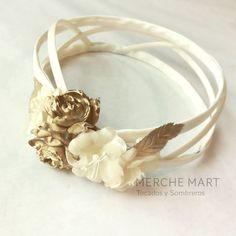 Merche Mart, tocados y sombreros: tocados de novia
