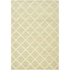 Safavieh Cambridge Kenneth Hand-Tufted Wool Area Rug, Beige