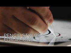 Apple Pencil Stylus Designed For iPad Pro Unveiled