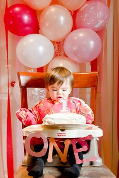 Sugar and Spice First Birthday Party