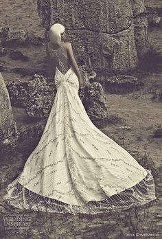 Julia Kontogruni 2015 Wedding Dresses   Wedding Inspirasi