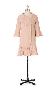 daphne sweater coat - anthropologie.com