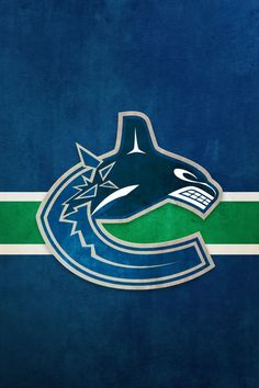 The Canucks play in one of the most beautiful cities in the world. The fans are passionate and loyal. Go Canucks! Hockey Logos, Nhl Logos, Hockey Teams, Ice Hockey, Sports Logos, Hockey Stuff, Nhl Wallpaper, Iphone Wallpaper, Vancouver Canucks Logo
