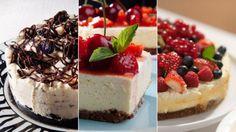 Femfantastiske ostekaker - Godt.no - Finn noe godt å spise