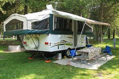 How to Restore a Pop-Up Camper Trailer (9 Steps) | eHow