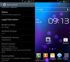 Samsung is expected to release the Android 4.1 Jelly Bean update for their Galaxy S III smartphone at the end of August, and the update is rumored to launch on the 29th of August which is the same day as Samsung's IFA press event.
