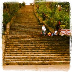 Steps in Baguio City Places To See, Places Ive Been, Baguio City, Exotic Places, Tourist Spots, More Fun, Vintage Photos, Philippines, Travel Inspiration