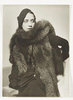 Elsa Schiaparelli dans les années 30.