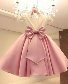 Kids dress for wedding Girls Pageant Dresses, Girls Formal Dresses, Little Girl Dresses, Flower Girl Dresses, Flower Girls, Pink Dresses For Kids, Kid Dresses, Designer Dresses For Kids, Designer Kids Clothes