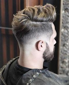 16 Cool Hairstyle For Men 2016 - 2017