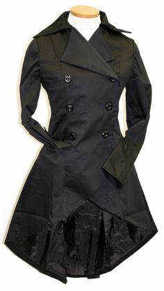 So Different Trenchcoat   I WANT THIS!!!