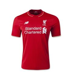 585342f0406 Liverpool Home Soccer Jersey Kit(Shirt+Short)
