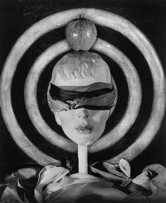 Carol Golemboski That Old Black and White Magic Target Girl Pseudo Science, Surrealism Photography, Conceptual Photography, White Photography, Photography Ideas, White Magic, Weird Art, Black And White Pictures, Modern Prints