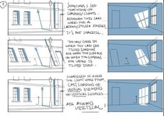 A few tips on shadows in your backgrounds 01