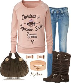 """""""Untitled #246"""" by mzmamie on Polyvore"""