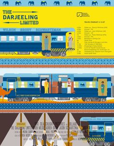 The Darjeeling Limited Art Print by Alan Segama  http://society6.com/product/The-Darjeeling-Limited-lD_Print    #LDSartwork #DailyLDS