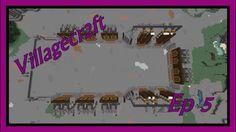 Villagecr2ft - Ep 5 Starting Storage