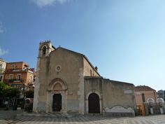 """Chiesa S.Agostino"" Taormina Sicilia"