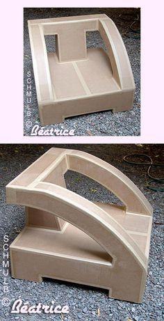 Cardboard Furniture Diy Chairs Woods New Ideas