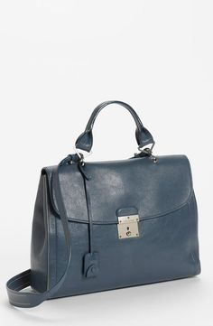 Love! MARC JACOBS '1984' Leather Satchel