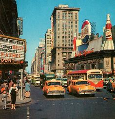 old New York ~ a composite, I think. that Pepsi sign is cheating.
