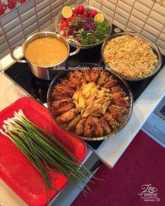Ramadan, Turkish Recipes, Ethnic Recipes, Brunch, Iftar, Food Decoration, Home Food, Food Presentation, Food Design