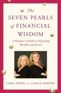 Great Article: Just as you learn to value yourself financially and build your own wealth, you can raise your children to be wealthy as well. In The Seven Pearls of Financial Wisdom, a set of disciplines and ideas are designed to encourage women to enjoy their money and grow their wealth.