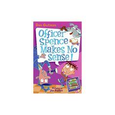 My Weird School Daze 5: Officer Spence Makes No Sense! - English Wooks